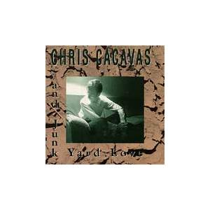 Cover - Chris Cacavas And Junk Yard Love: Chris Cacavas And Junk Yard Love