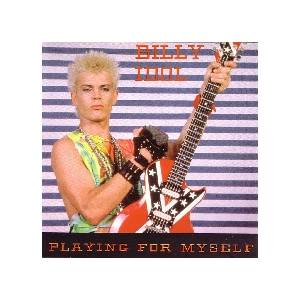 Cover - Billy Idol: Playing For Myself