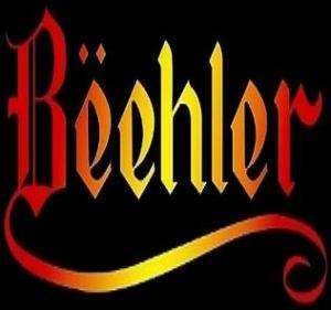 Cover - Bëehler: Demo 2002