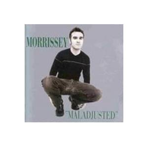 Morrissey: Maladjusted - Cover