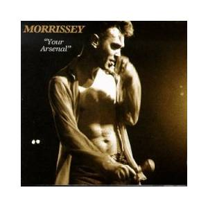 Morrissey: Your Arsenal - Cover