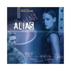 Cover - Michael Giacchino: Alias