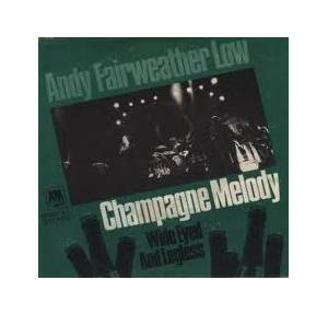 Cover - Andy Fairweather Low: Champagne Melody