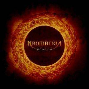 Naumachia: Black Sun Rising - Cover
