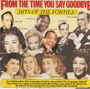 Cover - Ella Fitzgerald & The Ink Spots: From The Time You Say Goodbye