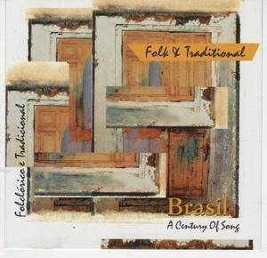 Cover - Ary Barroso: Brasil: A Century Of Song - Folk & Traditional