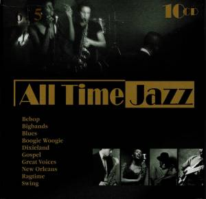 Cover - Dizzy Gillespie & His Orchestra: All Time Jazz