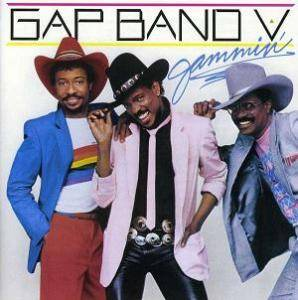 Cover - GAP Band, The: V - Jammin