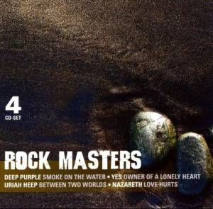 Rock Masters - Cover