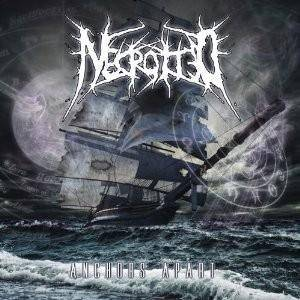 Necrotted: Anchors Apart - Cover