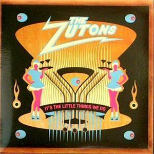 Cover - Zutons, The: It's The Little Things We Do