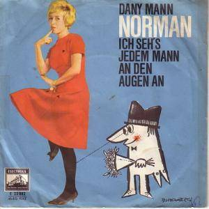 Cover - Dany Mann: Norman