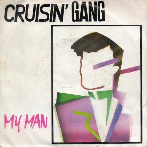 Cover - Cruisin' Gang: My Man