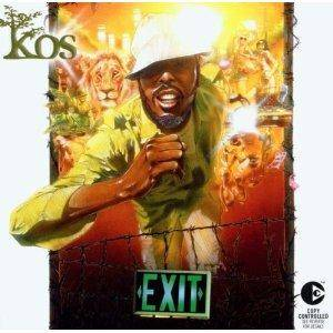 Cover - k-os: Exit