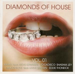 Diamonds Of House Vol. 01 - Cover