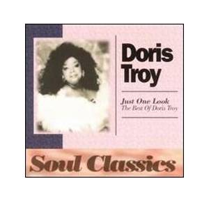 Cover - Doris Troy: Just One Look - The Best Of Doris Troy