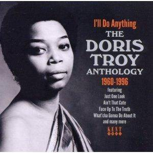 Cover - Doris Troy: I'll Do Anything - The Doris Troy Anthology 1960-1996