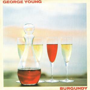 Cover - George Young: Burgundy