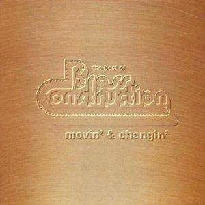 Brass Construction: Best Of - Movin' & Changin', The - Cover