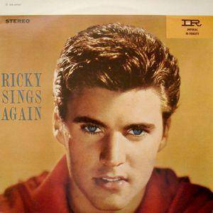 Cover - Ricky Nelson: Ricky Sings Again
