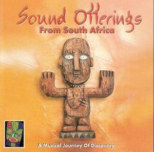 Cover - Dark City Sisters: Sound Offerings From South Africa
