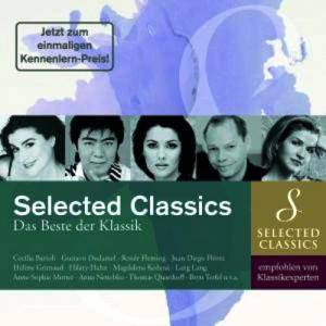 Selected Classics - Cover
