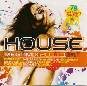 Cover - Andreas Thiessen Feat. Jd Braithwaite: House Megamix 2011.1