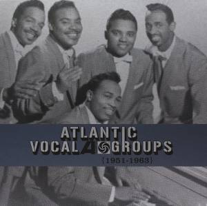 Cover - Cleftones, The: Atlantic Vocal Groups (1951-1963)