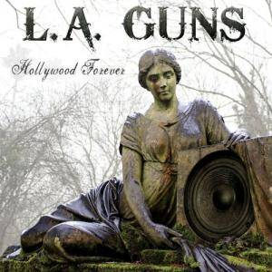 L.A. Guns: Hollywood Forever - Cover