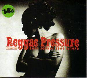 Cover - Termites, The: Reggae Pressure - Boss Sounds 1969 To 1970
