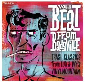 Cover - Hayden Thompson: Beat From Badsville Vol. 1