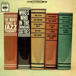 Who's Who In The Swinging Sixties - Cover
