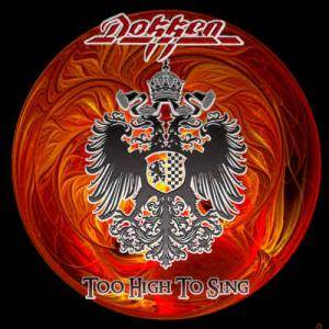 Cover - Dokken: Too High To Sing