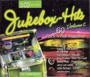 Cover - Mudlarks, The: Jukebox-Hits 60 Rock'n'Roll Klassiker - Volume 2