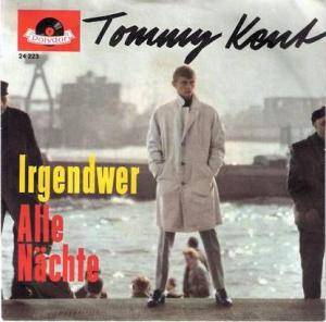 Cover - Tommy Kent: Irgendwer