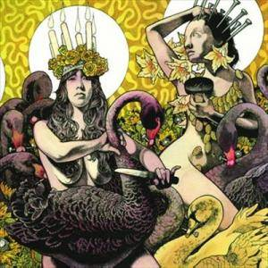Baroness: Yellow & Green - Cover