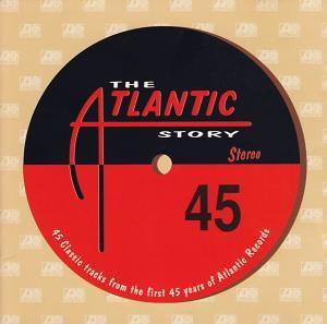 Atlantic Story, The - Cover