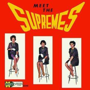 Cover - Supremes, The: Meet The Supremes