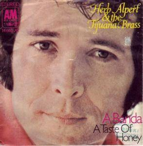 Herb Alpert & The Tijuana Brass: Banda, A - Cover