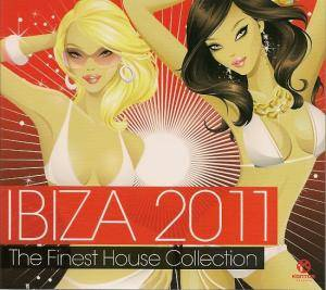 Cover - Julien Jabre: Ibiza 2011 - The Finest House Collection