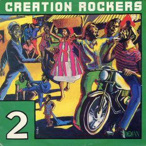 Cover - Alton Ellis & The Flames: Creation Rockers 2