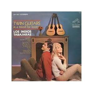 Cover - Los Indios Tabajaras: Twin Guitars In A Mood For Lovers