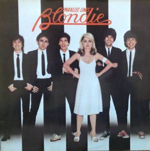 Blondie: Parallel Lines - Cover