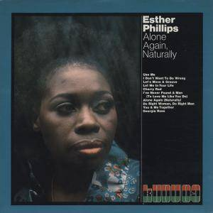 Cover - Esther Phillips: Alone Again, Naturally