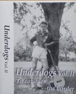 Cover - Sahara: Underdogs Vol. II - To Conquer The Border