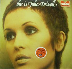 Cover - Julie Driscoll: This Is Julie Driscoll