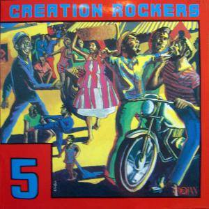 Cover - Techniques, The: Creation Rockers 5