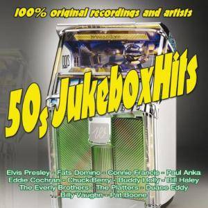Cover - Robin Luke: 50's Jukeboxhits
