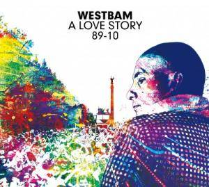 Westbam A Love Story 89-10 - Cover
