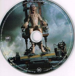 Iron Maiden: The X Factor (CD) - Bild 3